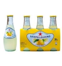 Напиток газированный Sanpellegrino Limonata лимон 200мл, стекло