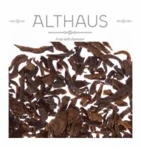 Чай Althaus Puer Anbao черный, листовой, 250 г