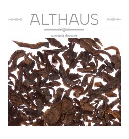 фото: Чай Althaus Puer Anbao черный, листовой, 250 г