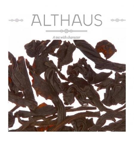 фото: Чай Althaus Lapsang Souchong Hong Cha черный, листовой, 250 г