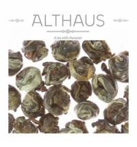 Чай Althaus Jasmine Pearls Bai Yin зеленый, листовой, 100 г