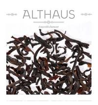 Чай Althaus Wellness Cup травяной, листовой, 75 г