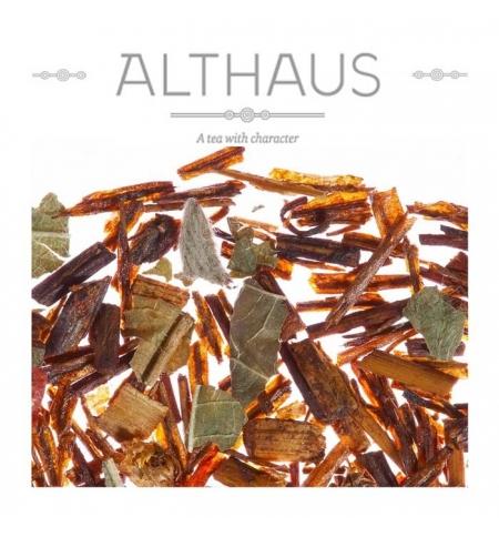 фото: Чай Althaus Rooibush Strawberry Cream ройбуш, листовой, 250 г