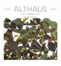 Чай Althaus Casablanca Mint зеленый, листовой, 150 г