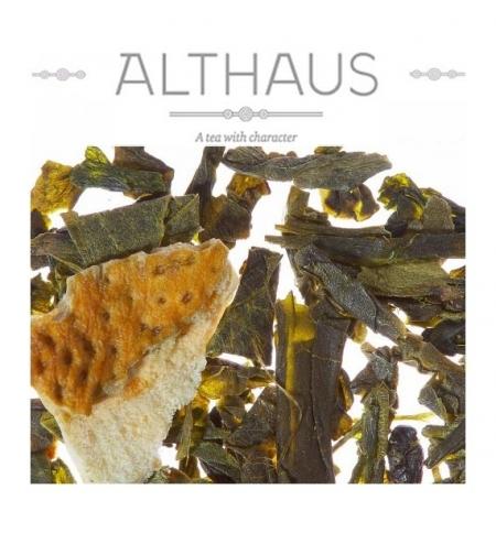 фото: Чай Althaus Spring Tonic зеленый, листовой, 250 г
