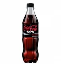 Напиток газированный Coca-Cola Zero 1л ПЭТ