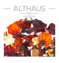 Чай Althaus Kiwi Colada фруктовый, листовой, 200г