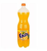 Напиток газированный Fanta апельсин ПЭТ, 1.5л
