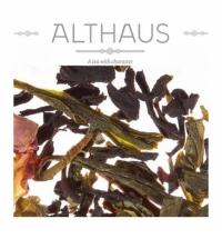 Чай Althaus Strawberry Cream Ameli черный, листовой, 250 г