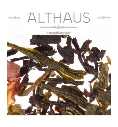 фото: Чай Althaus Strawberry Cream Ameli черный, листовой, 250 г