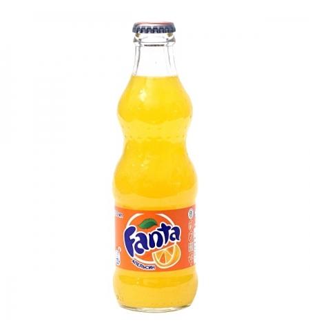 фото: Напиток газированный Fanta 250мл стекло