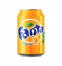 Напиток газированный Fanta 330мл ж/б