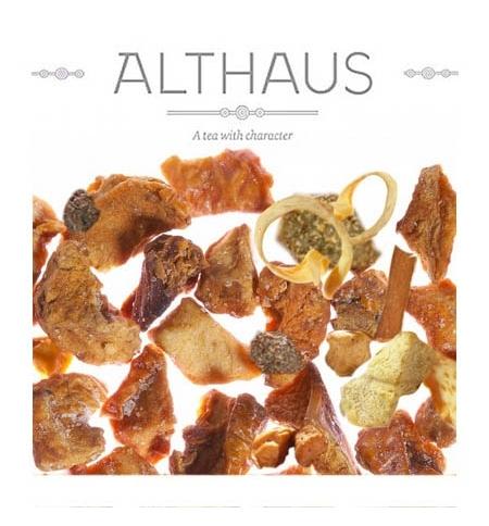 фото: Чай Althaus Almond Pie фруктовый, листовой, 200г
