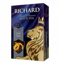 Чай Richard Lord Grey черный, листовой, 90г