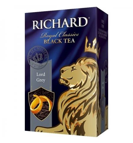 фото: Чай Richard Lord Grey черный, листовой, 90г