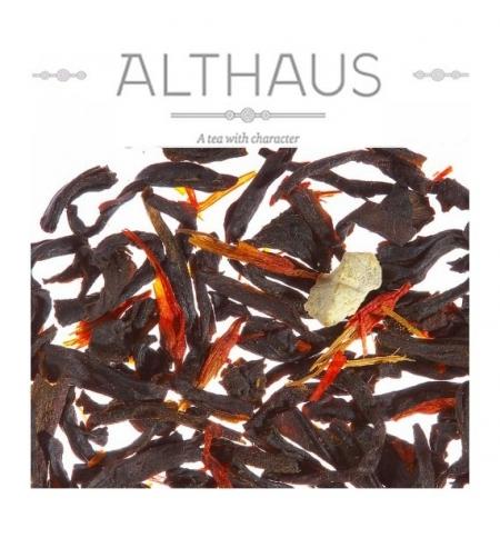 фото: Чай Althaus Spice Punch черный, листовой, 250 г