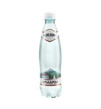 Боржоми минеральная вода 0,5 л газированная, ПЭТ