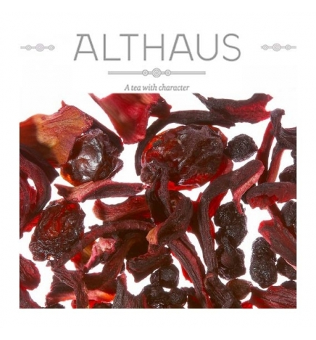 фото: Чай Althaus Red Fruit Flash фруктовый, листовой, 250 г
