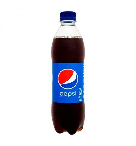 фото: Напиток газированный Pepsi 500мл ПЭТ