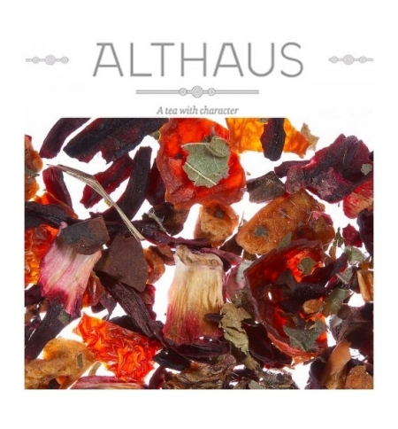 фото: Чай Althaus Strawberry Flip фруктовый, листовой, 250 г