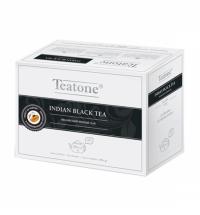 Чай Teatone Indian Black Tea черный, 20 пакетиков на чайник