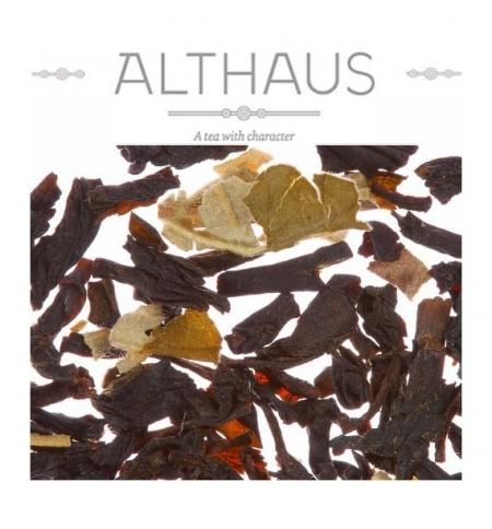 фото: Чай Althaus Black Currant Traditional черный, листовой, 250 г
