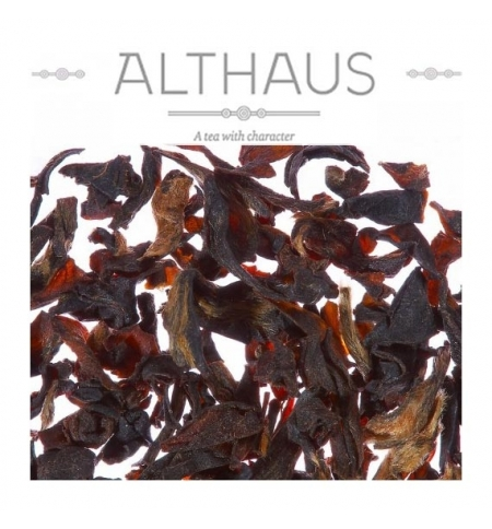фото: Чай Althaus Assam Meleng черный, листовой, 250 г