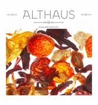 Чай Althaus Sicilian Orange фруктовый, листовой, 250 г