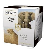 Чай Newby African Pride черный, листовой, 100г