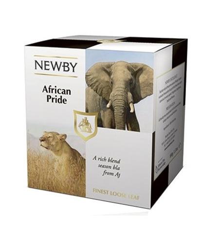 фото: Чай Newby African Pride черный, листовой, 100г