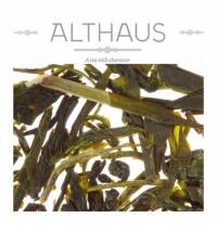 Чай Althaus Sencha Senpai зеленый, листовой, 250 г