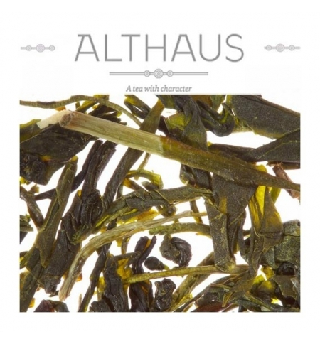 фото: Чай Althaus Sencha Senpai зеленый, листовой, 250 г