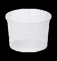 Контейнер одноразовый для пресервов Покровский Полимер 500мл d 11.2см, 360 шт/уп