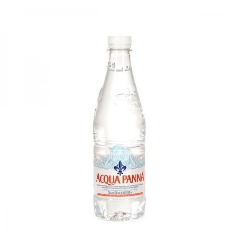 фото: Итальянская минеральная вода Acqua Panna 0,5 л, без газа, ПЭТ