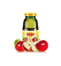 Сок Pago яблоко 200мл x 3шт, стекло