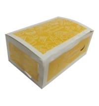 Коробка под наггетсы Артпласт Миди 13.5х8.5х6см для 9шт, 500шт/уп