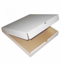 Коробка под пиццу 40х40х4см гофрокартон
