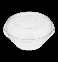 Контейнер одноразовый для десертов Комус-Упаковка СК-750 13.5х8.8см 650мл, 400шт/уп