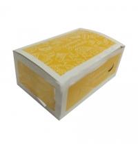 Коробка под наггетсы Артпласт Мини 11.5х7.5х4.5см для 6шт, 500шт/уп