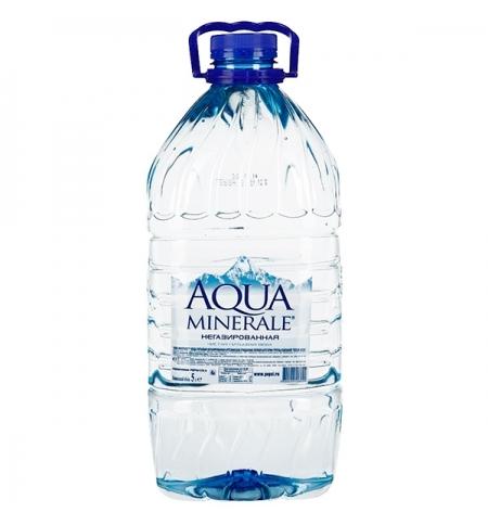 фото: Вода Аква Минерале 5 литров