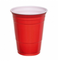 Стакан одноразовый Huhtamaki Party Cups 400мл 50шт/уп