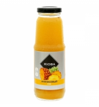 Сок Rioba ананас 250мл, стекло