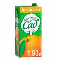 Нектар Фруктовый Сад апельсин 1.93л