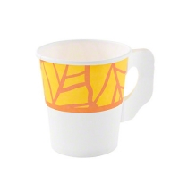 Чашка одноразовая Horeca 180мл бумажный, 50шт/уп