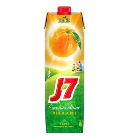 фото: Сок J7 апельсин 970мл