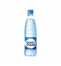 Питьевая вода Bon Aqua 0,5 л газированная, ПЭТ