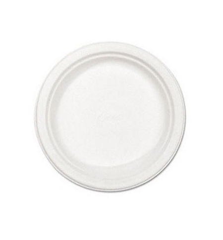 фото: Тарелка одноразовая Huhtamaki белая d 16см, 100шт/уп