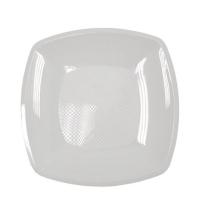 Тарелка одноразовая Horeca белая 18х18см, 6шт/уп
