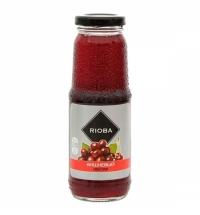 Нектар Rioba вишневый 250мл, стекло