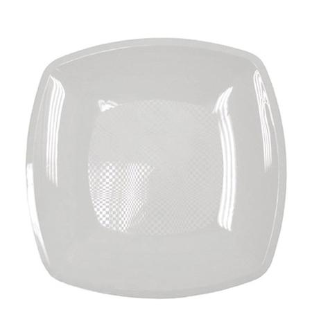 фото: Тарелка одноразовая Horeca белая глубокая, 18х18см, 6шт/уп